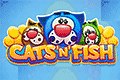 Cats n Fish 2 - Game With Cats On Springs