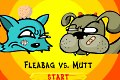 Fleabag vs Mutt - Throwing Contest