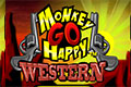 Western 1 - Monkey Go Happy Flash Game
