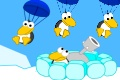 Parachute Penguin Shootout