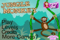 Jungle Spider Monkey