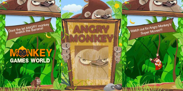 angry monkeys