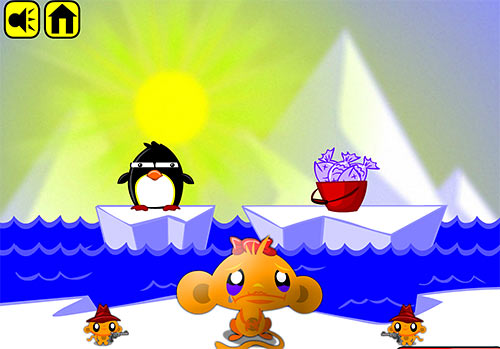 monkey go happy mayhem screenshot