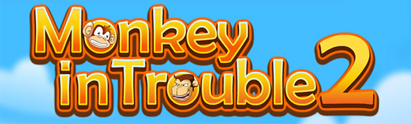 image of Monkey In Trouble Poster