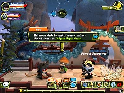monkey quest screenshot