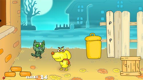 zombie cats screenshot