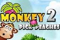 Monkey Pick Peaches 2